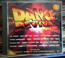 Woody Bianchi And Corrado Rizza – Dance Revival Vol. 1 CD 1995 Lemon NM 