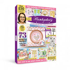 Hunkydory BOX MAGAZINE ISSUE 4 With FREE £50 Cardmaking Goodies Kit & Discounts