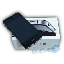 APPLE IPHONE 4S 8GB COME NUOVO NERO CON SCATOLA ORIGINALE, ACCESSORI, GARANZIA