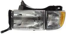 Headlight For 94-2001 Dodge Ram 1500 94-2002 Ram 2500 Passenger Side w/ bulb