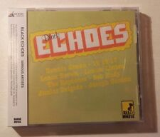 DEB CD02-BLACK ECHOES COMPILATION - CD ON DEB MUSIC- DENNIS BROWN PRODUCTION!!
