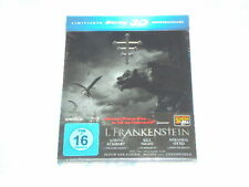 I, Frankenstein - Steelbook [3D Blu-ray] [Limited Edition]  NEU OVP