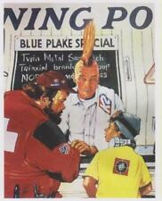 "Ski Poster "" Plake, Ski Patrol and Boy Skier K2 poster."""