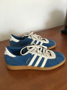 Adidas Athens 2004 blue size 5/38 very good condition and very rare