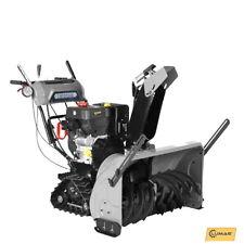 Lumag SFK90PRO Schneefräse Schneeräumer mit Raupenantrieb inkl. E-Start