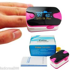 Professional Fingertip Pulse Oximeter OLED Blood Oxygen Pulse Rate SPO2 Monitor