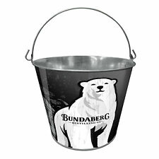 Bundy Bundaberg Rum ICE Bucket Cooler Bar Wine Camping Man Cave Fathers Day Gift