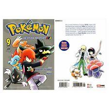 Pokemon Die Ersten Abenteuer deutsch #9 Panini Manga Hidenori Kusaka Mato