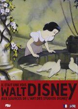 Il était une fois Walt Disney - Aux sources de l'art des studios Disney DVD