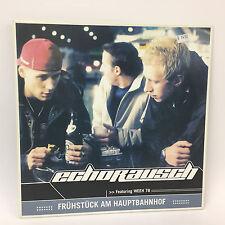 "echorausch - Frühstück am Hauptbahnhof | 12"" Maxi Single | Masters on Broadway"