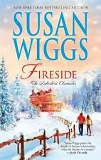 Fireside by Susan Wiggs (2009, Paperback), com'b shipping .75 ea addt'l book