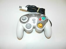 White Interact Superpad Pro Nintendo Gamecube System Console Controller - Tested
