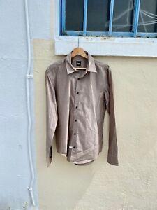 Hugo Boss Slim Fit Button Down Dress Ronny Shirt