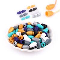 10pcs Baby Teether's DIY Accessories Plastic Breakaway Clasps for Neckla DD