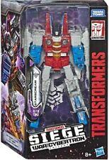 Transformers Generations War for Cybertron: Siege Starscream Hasbro