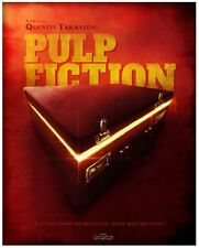 PULP FICTION Tarantino alternativa Film Poster Art Print Stephen Berry NT MONDO