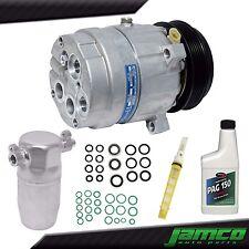 New AC Compressor Kit with Clutch A/C for 00-05 Buick LeSabre Bonneville 3.8L AC