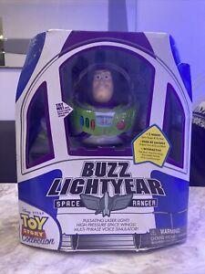 Thinkway Buzz Lightyear BNIB Rare Disney Pixar Toy Story