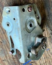 PORSCHE 356 356A 356B 356C ORIGINAL RIGHT DOOR LATCH  dl