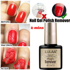 1 Bottle 8ML Gel Polish Burst Magic Soak Off Remover For UV&LED Nail HOT