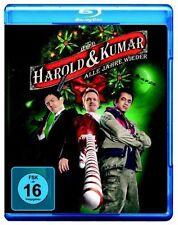 HAROLD & KUMAR: ALLE JAHRE WIEDER (Blu-ray Disc) NEU+OVP