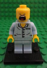 Lego Movie in Pajamas w//reversible head HTF Lego Minifigures Emmet