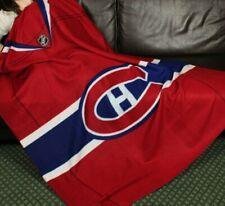 Montreal Canadiens NHL Hockey Fleece Throw Blanket by Northwest