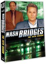 Nash Bridges: The Complete Fifth Season [New DVD] Boxed Set