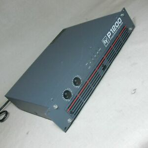 EV ELECTRO-VOICE P1200 POWER AMPLIFIER PRECISION SERIES GERMANY MADE GREAT CONDI