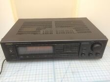 Onkyo Tx 910 Stereo Receiver 45 Watts X 2 Channels Quartz Synthesized Tuner