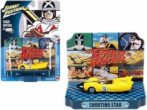 1:64 Speed Racer w/Collectible Tin Display -- Racer X Shooting Star -- Auto Worl
