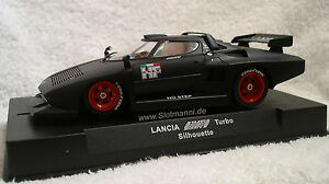 Sideways Lancia Stratos Turbo 1:32 neu limited