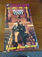 MY COUSIN VINNY VHS Video Tape Joe Pesci Marisa Tomei Fred Gwynne Ralph Macchio