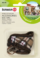 Schleich 42118 Blanket + Headstall (World of Nature - Farm Life) Plastic Figure