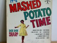 DEE  DEE  SHARP             LP       IT,S  MASHED  PATATO TIME