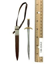 Sideshow DC Comics Wonder Woman Sword w/ Scabbard 1:6th Scale Accessory