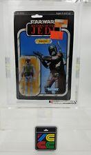 Vintage Star Wars Action Figure 77 Back Boba Fett Stunning  AFA80 High Grade!