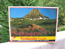 Clements Mountain Montana 1000 Piece Kodacolor Jigsaw Puzzle New & Sealed!