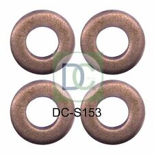 Peugeot 407 1.6 HDi Bosch Common Rail Diesel Injector Washers Seals Pack of 4
