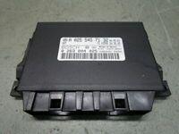 MERCEDES E-KLASSE 02-09 S211 W211 Steuergerät Einparkhilfe A0255457132 PDC