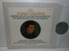 2533 459 JS Bach Kantaten Wachet auf, ruft uns die Stimme BWV 140
