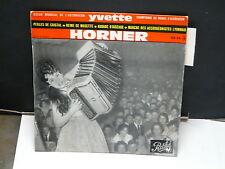 YVETTE HORNER perles de cristal EA 54 ( Musette accordeon )