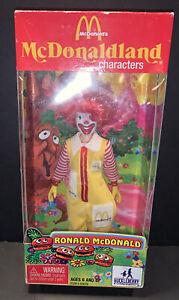 New Huckleberry Toys McDonald's McDonaldland Characters RONALD McDONALD Doll