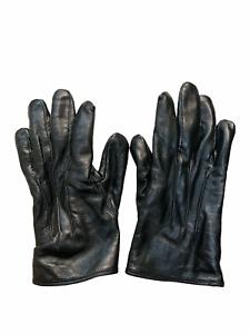 MLA X270 Uniform Black Leather Glove GLV24A