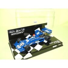 TYRRELL FORD 007 1975 M. LECLERE MINICHAMPS 1:43