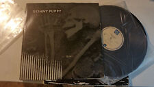 Skinny Puppy '84 '86 Remission lp vinyl canada nettwerk rare tear garden goth !!