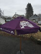 ABITA 7' BREWING BEER UMBRELLA MARKET PATIO STYLE HUGE FREE SHIPPING US