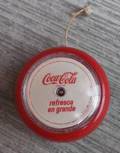 Antique Original Genuine Coca-Cola-Sprite YO-YO Made in Mexico 1968!