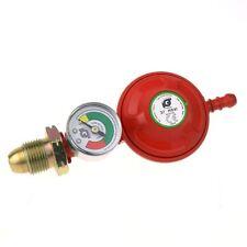IGT 37bar Propane Bottle Gas Regulator with Gauge