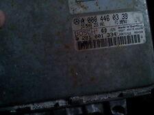 Mercedes Benz engine control unit, EDC, ECU, 4414462739, 4414460739, 4414460039